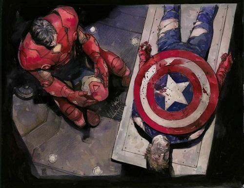 Captain America Civil War Review My Geek Actu