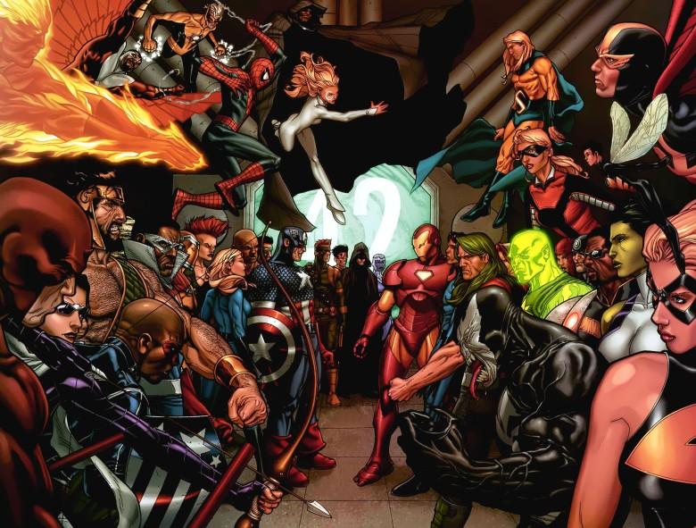 Comics Civil War Review My Geek Actu