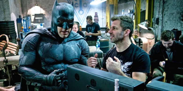 Ben Affleck Batman Justice League News My Geek Actu 3