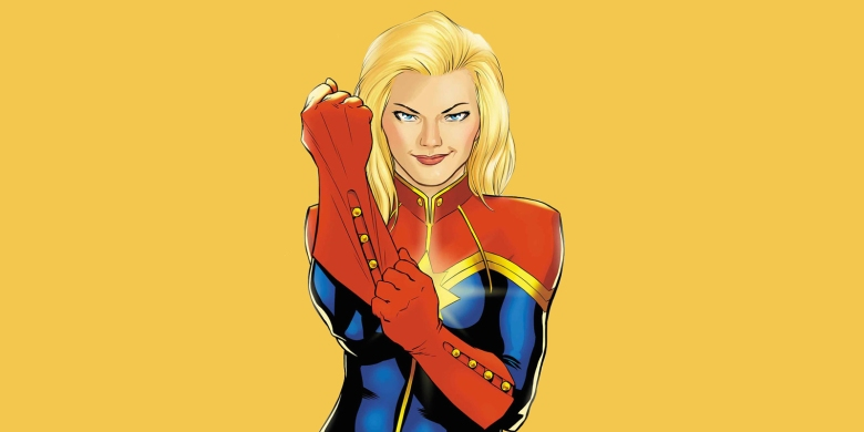 Captain Marvel Marvel Leaked News My Geek Actu