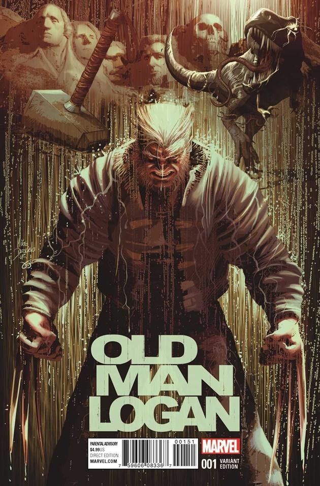 Old Man Logan Wolverine 3 News My Geek Actu