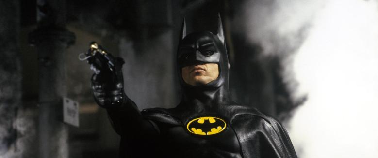 Batman 1989 Michael Keaton Review My Geek Actu