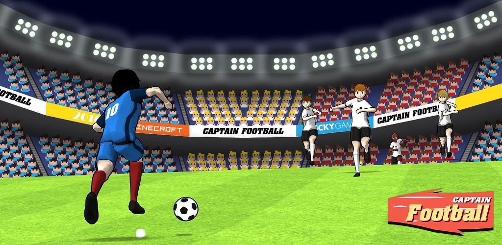 Captain Football News My Geek Actu Cover