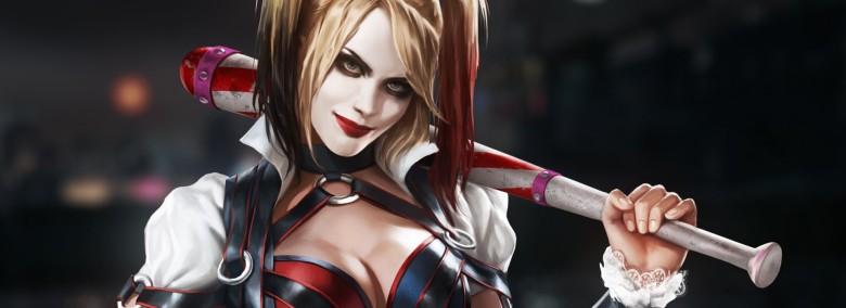 Harley Quinn VS Black Widow Battle My Geek Actu 1