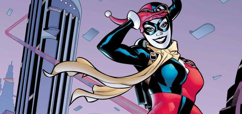 Harley Quinn Wiki Personnage My Geek Actu 1.jpg