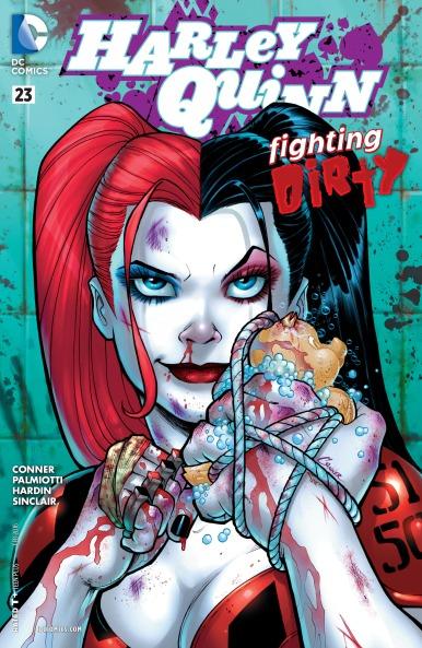 Harley Quinn Wiki Personnage My Geek Actu Comics 1