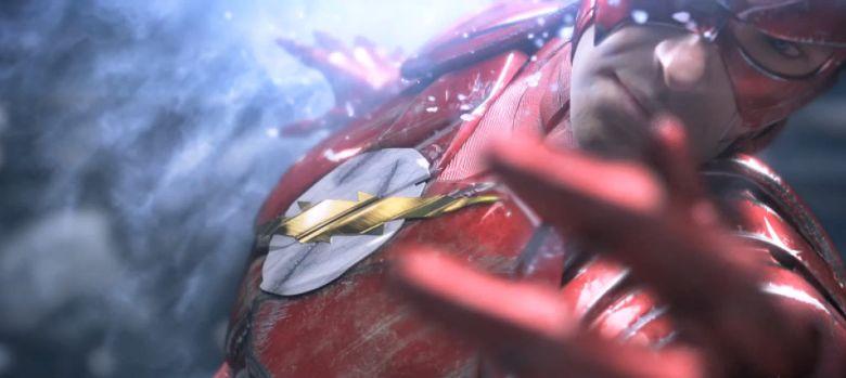 Justice League News My Geek Actu Flash