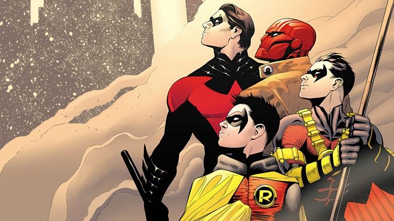 Robin Personnage My Geek Actu Bat-family