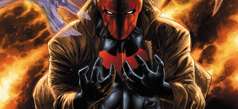 Robin Personnage My Geek Actu jason todd red hood