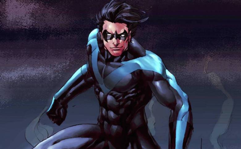 Robin Personnage My Geek Actu nightwing