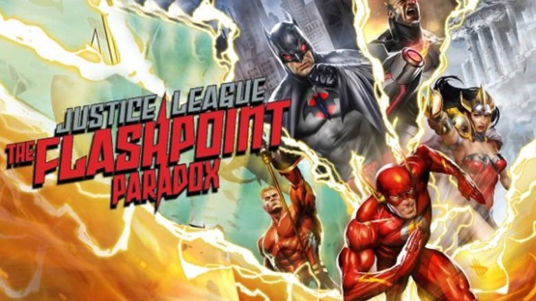 The Flashpoint Paradox News my Geek Actu