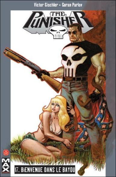 The Punisher Glossaire My Geek Actu Goran Parlov