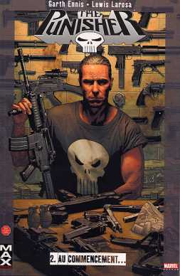 The Punisher Glossaire My Geek Actu Lewis LaRosa