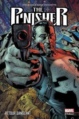 The Punisher Glossaire My Geek Actu Marco Checchetto