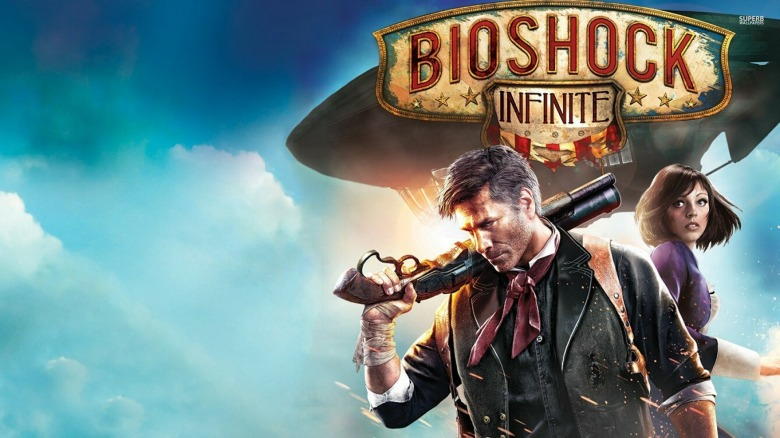 TOP 10 Jeux FPS My Geek Actu Bioshock Infinite