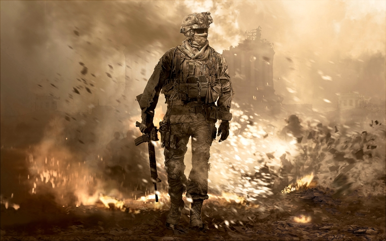 TOP 10 Jeux FPS My Geek Actu Call of Duty Modern Warfare
