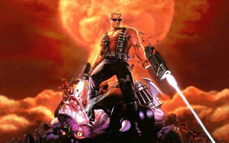 TOP 10 Jeux FPS My Geek Actu Duke Nukem