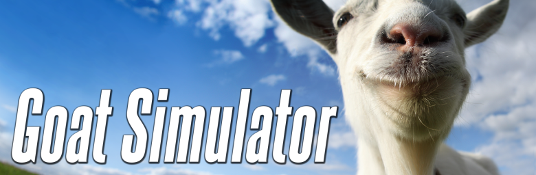 TOP 10 Jeux WTF Goat Simulator