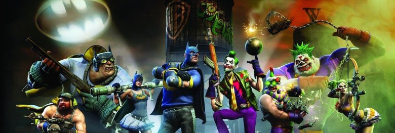 TOP 10 Jeux WTF My Geek Actu Gotham City Impostors