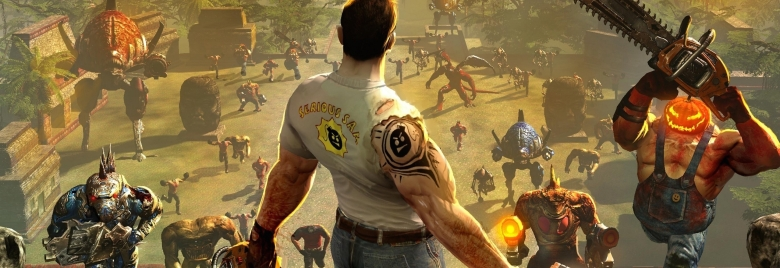 TOP 10 Jeux WTF Serious Sam