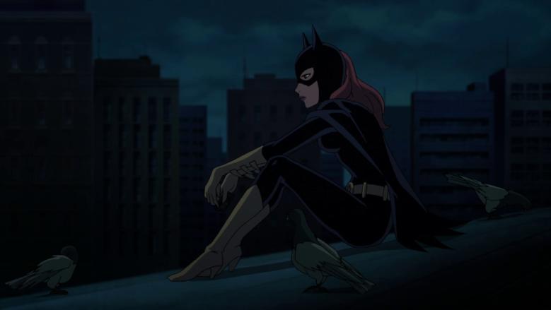 Batman The Killing Joke Review My Geek Actu Batgirl