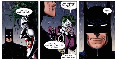 Batman The Killing Joke Review My Geek Actu Fin