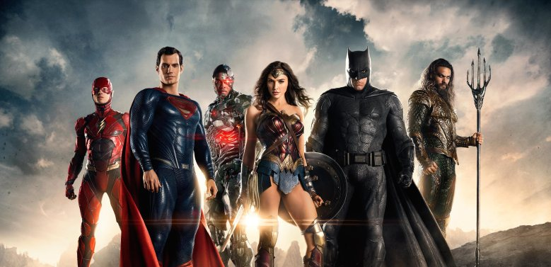 Justice League Trailer My Geek Actu Cover