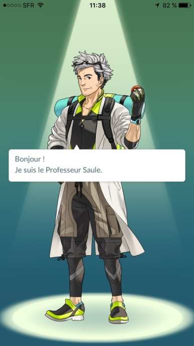 Pokemon GO Test My Geek Actu Infographie Professeur