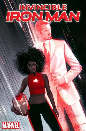 Riri Williams News My Geek Actu