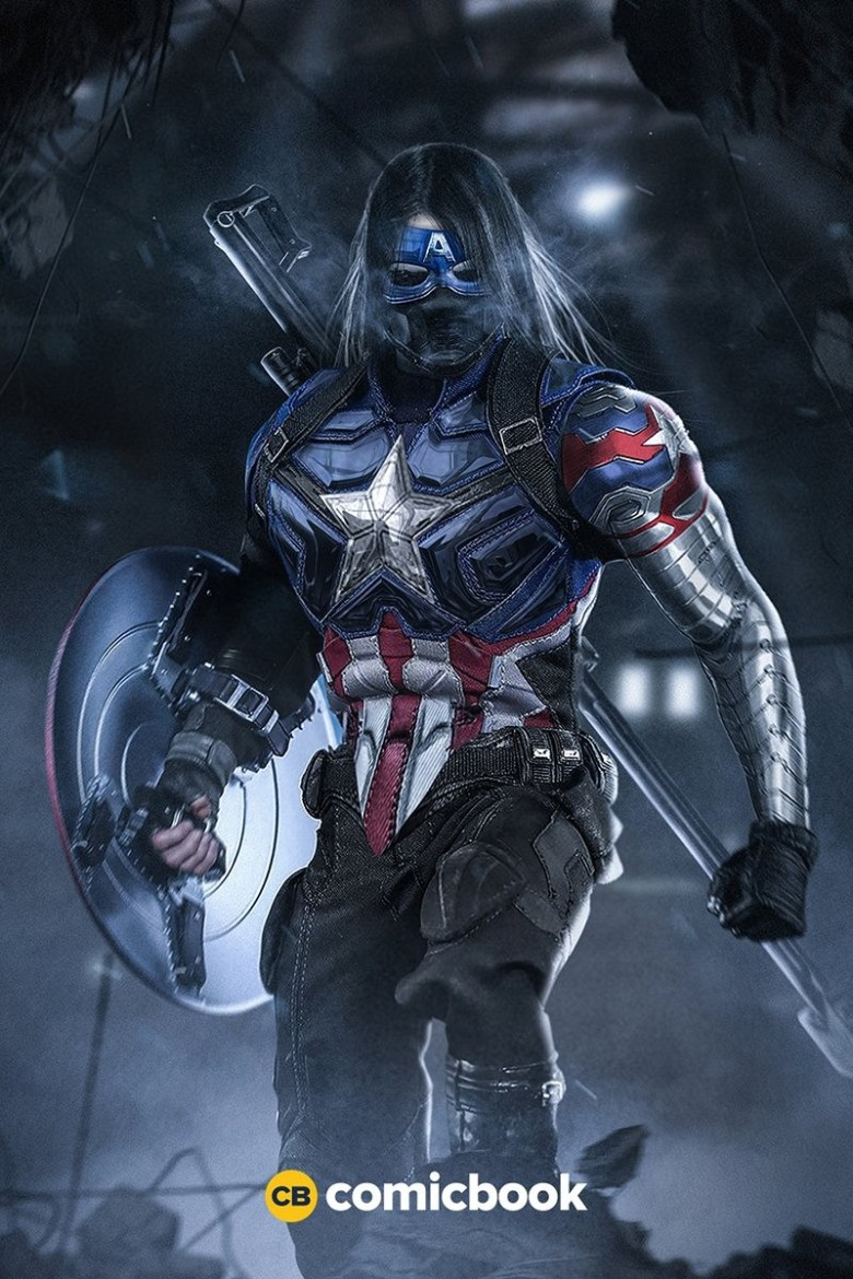 Bucky captain america news my geek 2