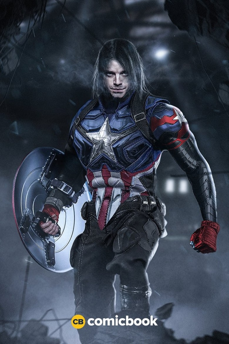 Bucky captain america news my geek 3