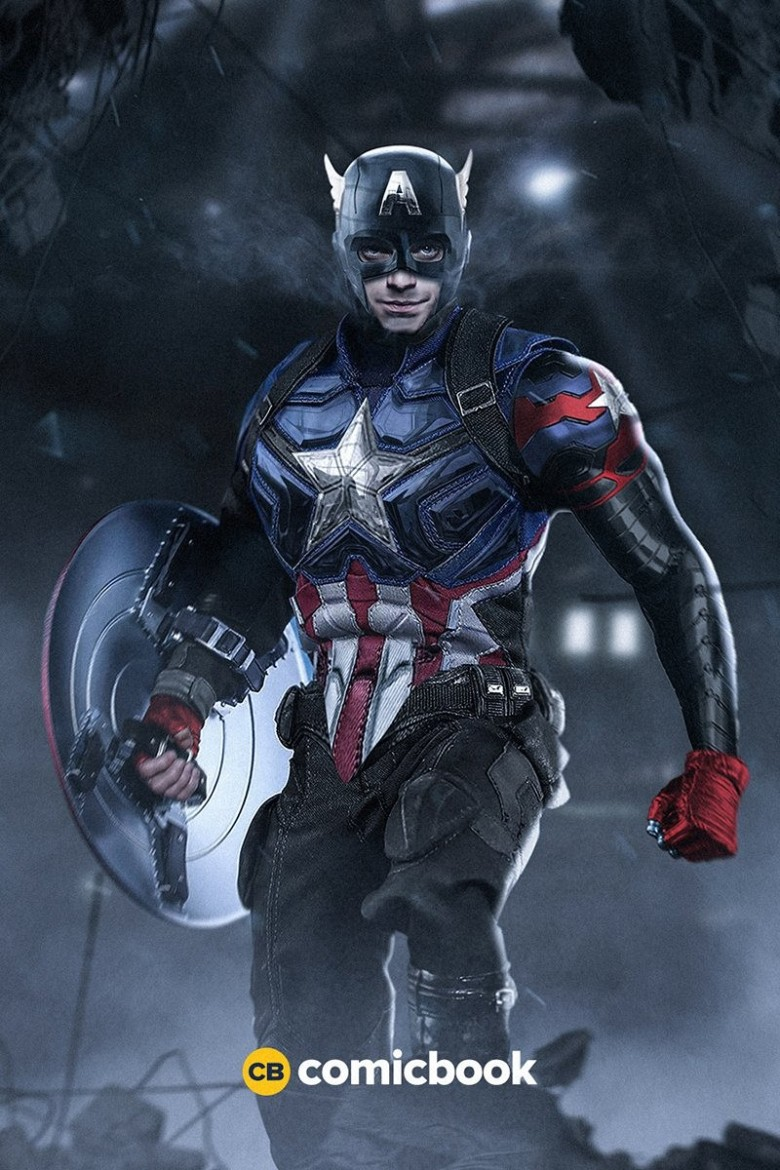 Bucky captain america news my geek