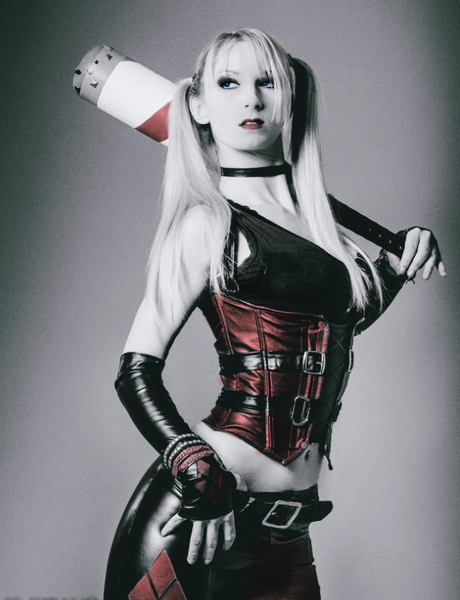 Jill Grayson Interview My Geek Actu Harley Quinn 4
