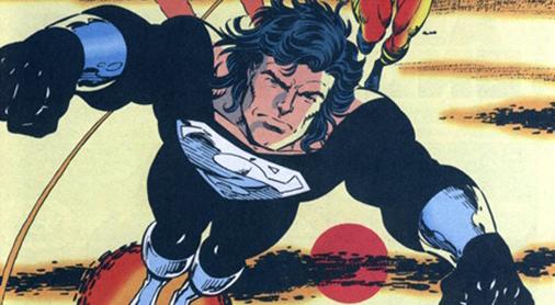 Justice League News My Geek Actu Dark Superman Black Superman