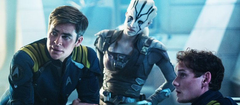 Star Trek Sans Limites Review My Geek Actu Equipage