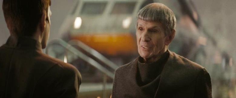 Star Trek Sans Limites Review My Geek Actu Leonard Nimoy