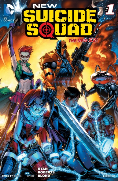 Suicide Squad Review My Geek Actu Comics 2