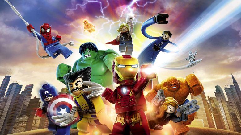 TOP 10 meilleurs jeux de super-héros LEGO Marvel