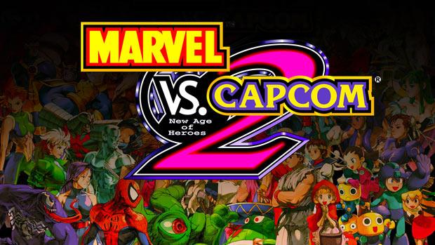 TOP 10 meilleurs jeux de super-héros Marvel vs Capcom 2