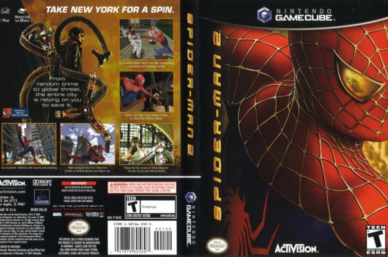 TOP 10 meilleurs jeux de super-héros Spiderman