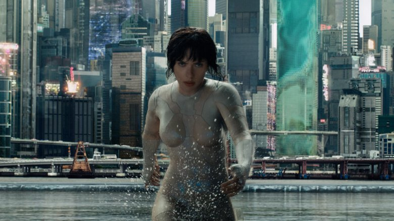 Ghost in the shell My Geek Actu 11