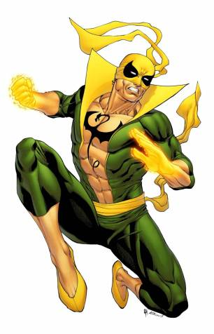 Iron Fist Review My Geek Actu Comics