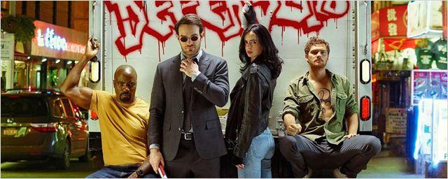 Iron Fist Review My Geek Actu Defenders