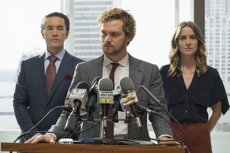 Iron Fist Review My Geek Actu Meachum