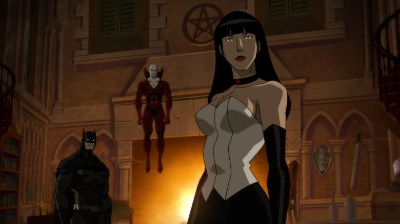 Justice League Dark Review My Geek Actu Deadman Batman Zatanna
