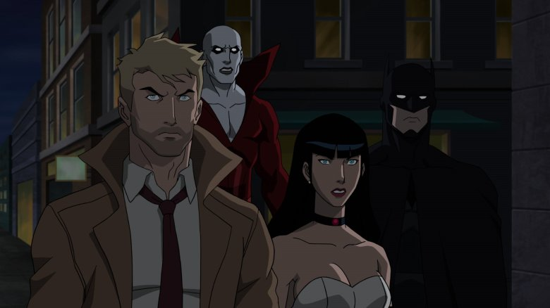 Justice League Dark Review My Geek Actu John Constantine