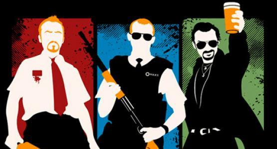 Trilogie Cornetto My Geek Actu 1