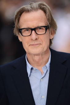 "LONDON, ENGLAND - AUGUST 16: Actor Bill Nighy attends the ""Total Recall"" UK premiere at Vue West End on August 16, 2012 in London, England. (Photo by Ian Gavan/Getty Images)"