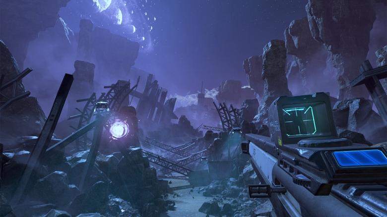Farpoint VR Test My Geek Actu Cover Nuit