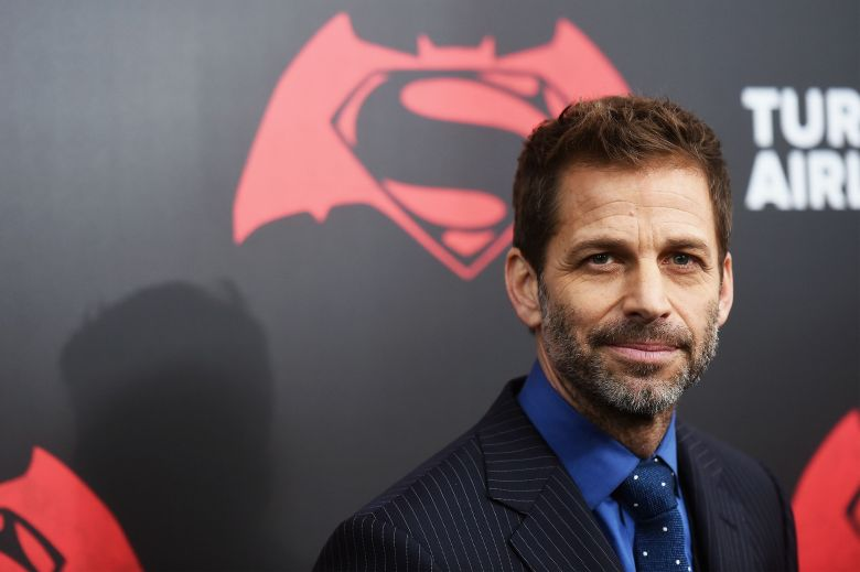 Justice League News My Geek Actu Zack Snyder